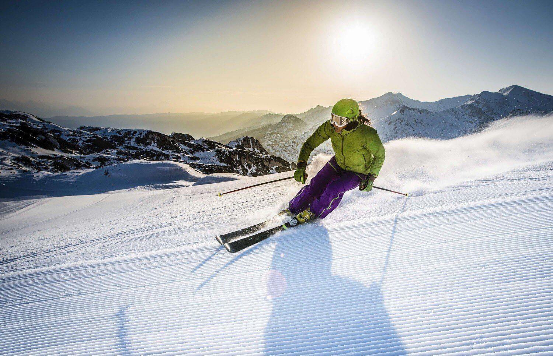 Szkolenie narciarskie w Beskidach