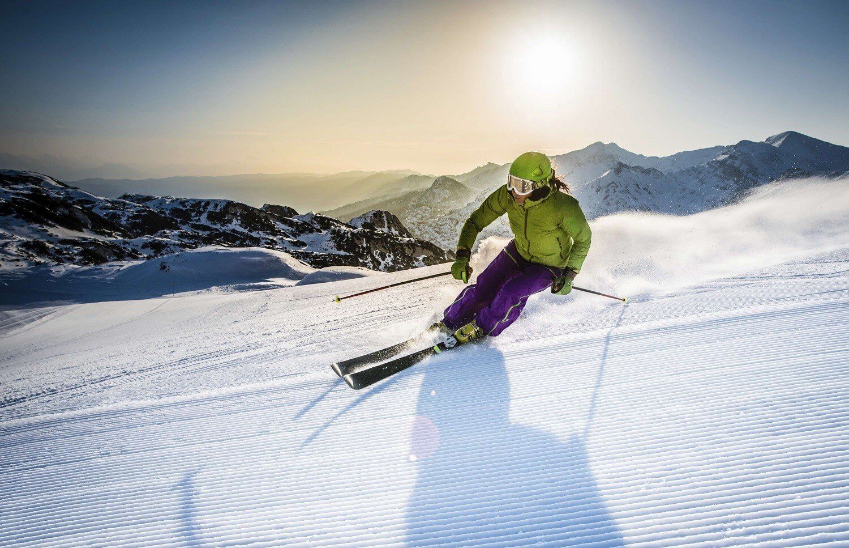 Nauka narciarstwa - Beskid