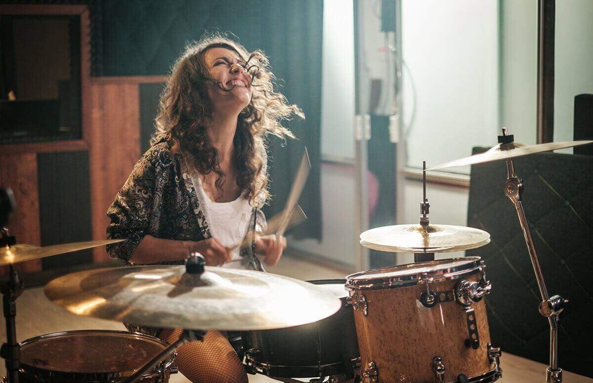 Nauka gry na perkusji - Odkryj nowa pasję