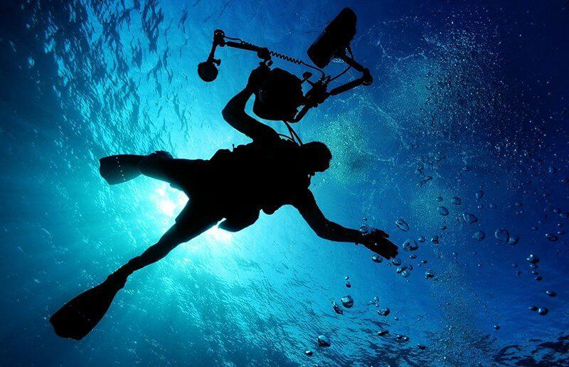 Odkryj nurkowanie + podwodne zdjęcia
