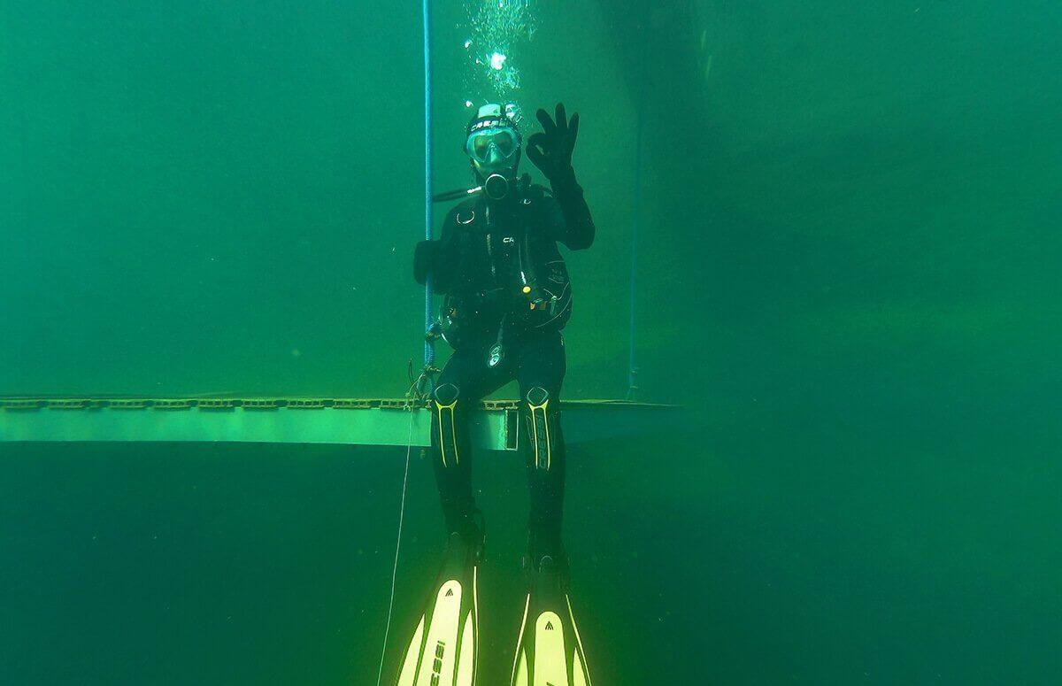 Nauka nurkowania