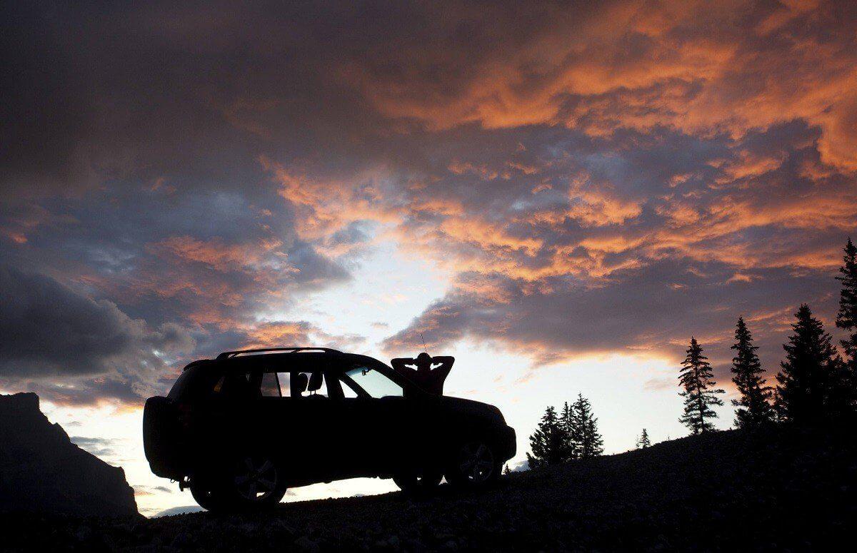 Weekendowa wyprawa off-road - Dolny Śląsk