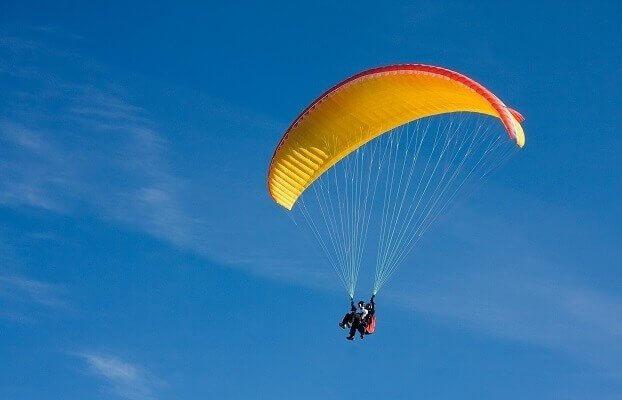 Paralotniarstwo - szkolenie
