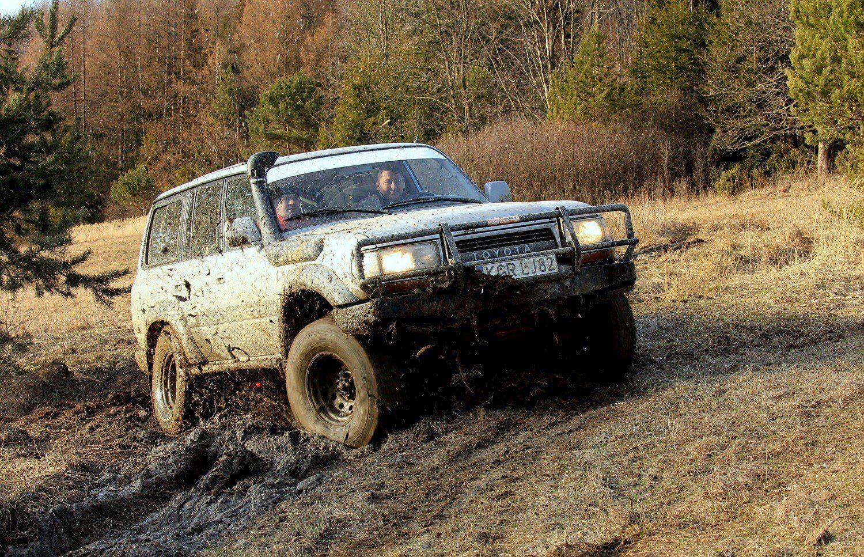 Górska wyprawa off-road - Beskid Niski