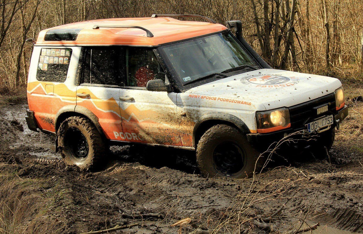 Beskid Niski - weekend off-road