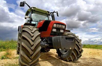 Zostań kierowcą traktora