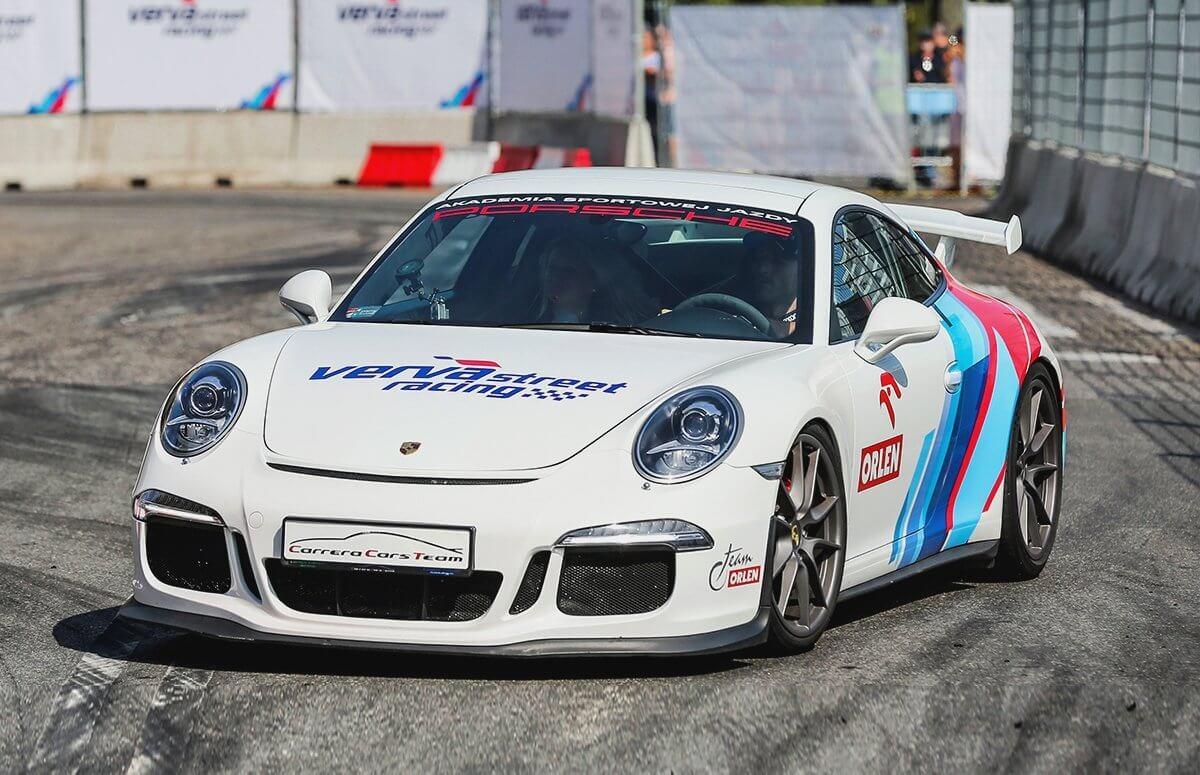 Jazda Porsche 911 - różne lokalizacje