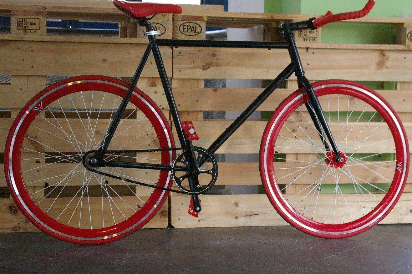 Projekt i wykonanie roweru
