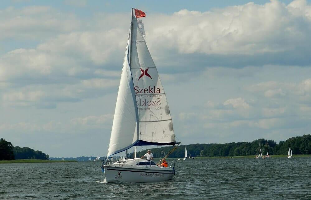 Rejs żeglarski na Mazurach dla Dwojga