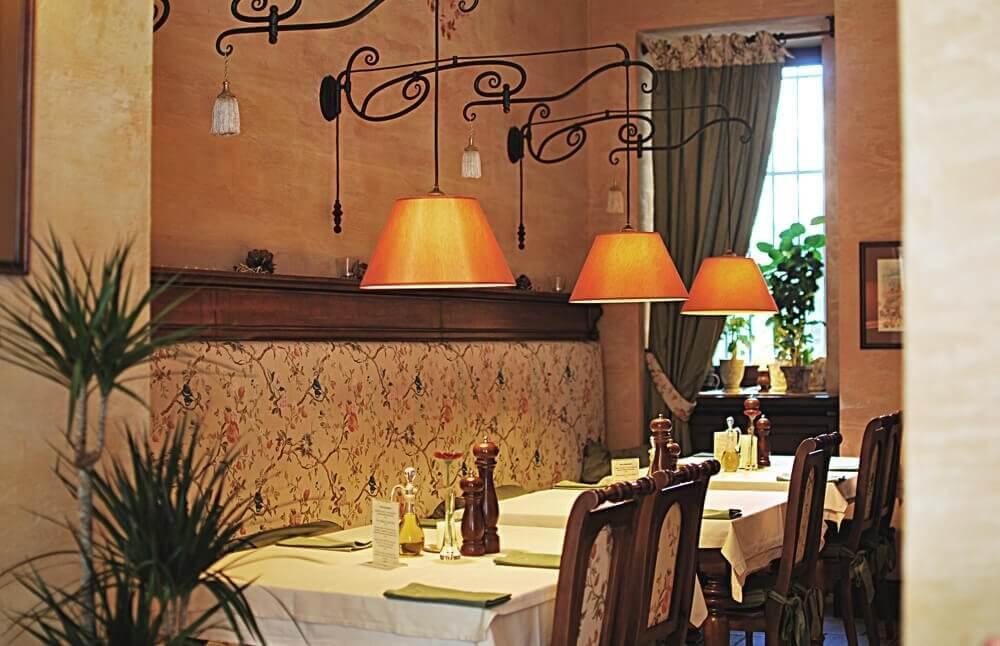 Włoskie klimat i smaki w Restauracji Rostorante, Poznań