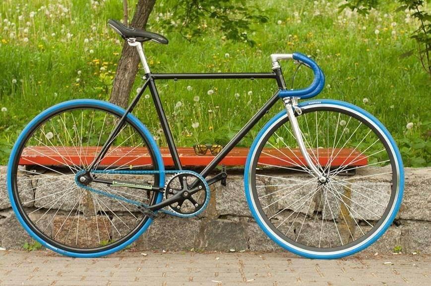Wykonanie roweru według własnego projektu