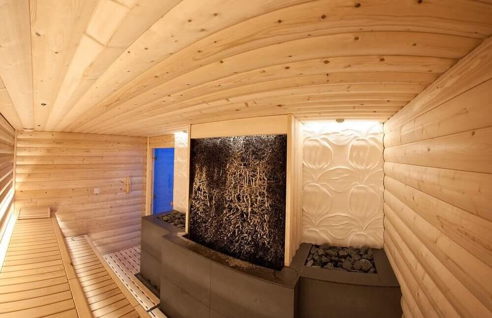 Sauna w hotelu MED&SPA TeoDorka - Ciechocinek