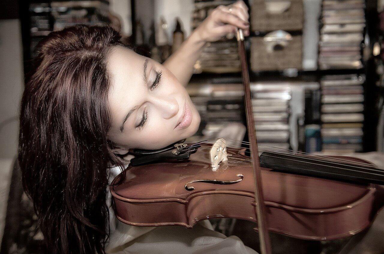 Nauka gry na skrzypcach - Warszawa