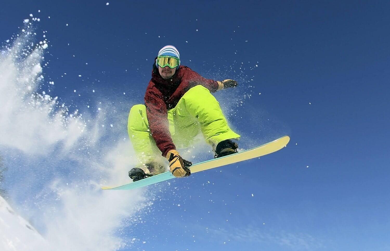 Nauka jazdy na snowboardzie - Beskid Śląski