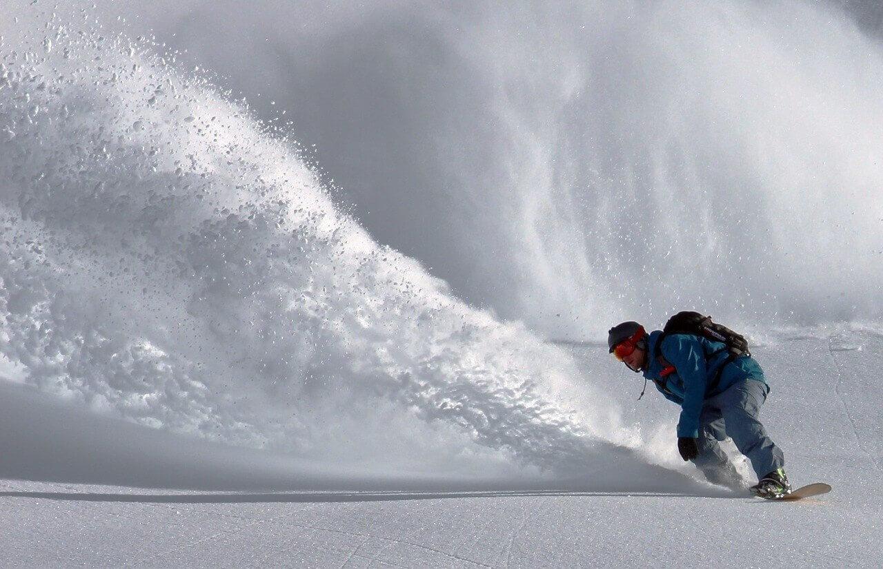 Snowboard - Dolny Śląsk