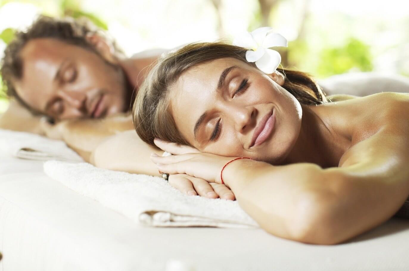 masaże i zabiegi kosmetyczne dla 2 osób