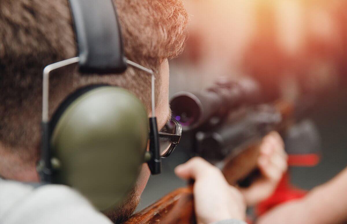 Strzelnicy sportowa - Strzelanie do celu dla 2 osób