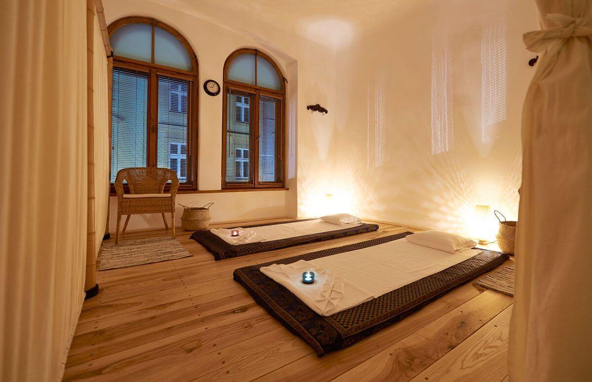 Masaż dla Dwojga w salonie masażu w Krakowie