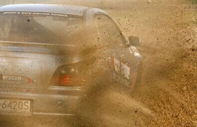 Trening jazdy w Częstochowie - Subaru Impreza