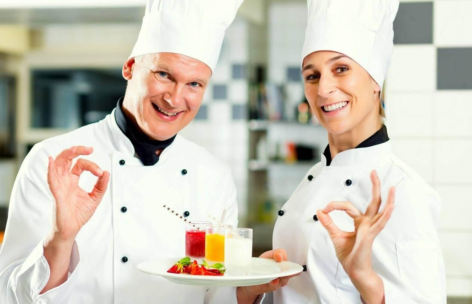 Warsztaty kulinarne - Warszawa