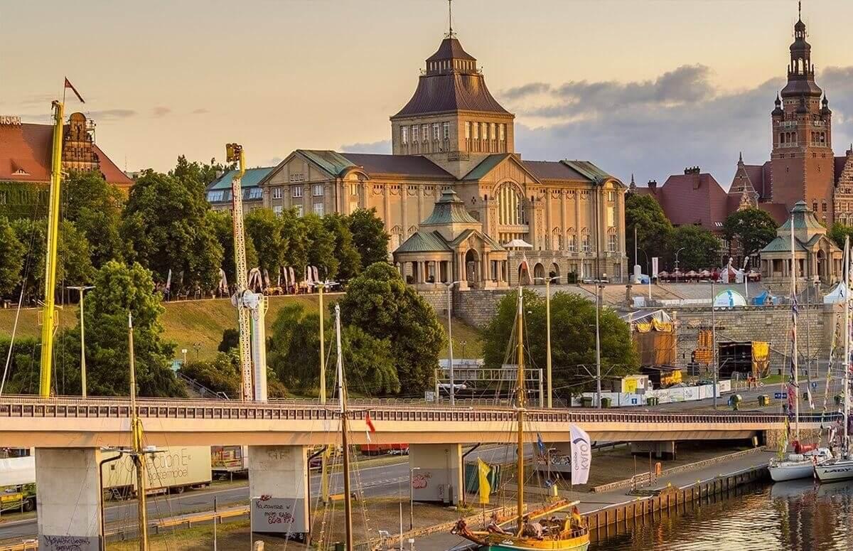 Szczecin - weekend dla pary
