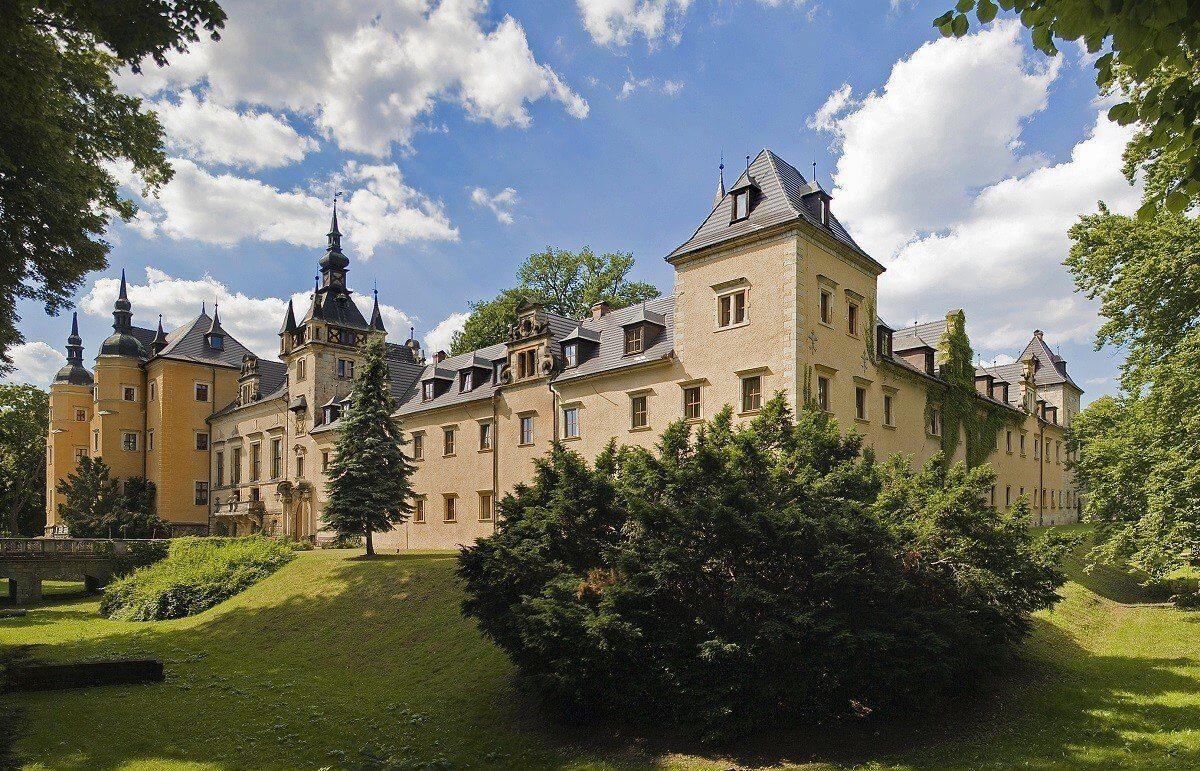 Zamek Kliczków - pobyt dla pary