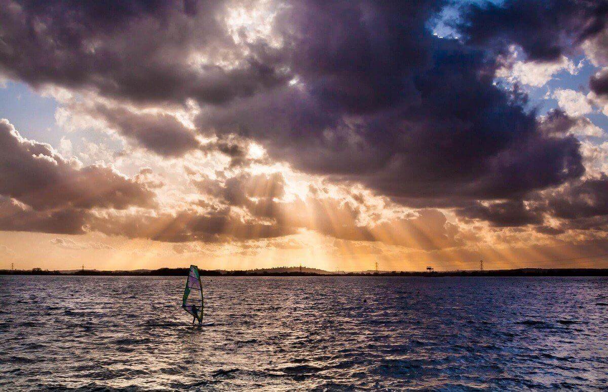 Windsurfing - kurs na Helu