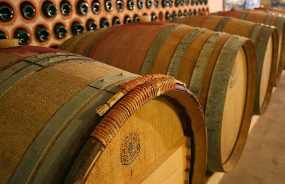 Degustacja wina dla pary w walentynki