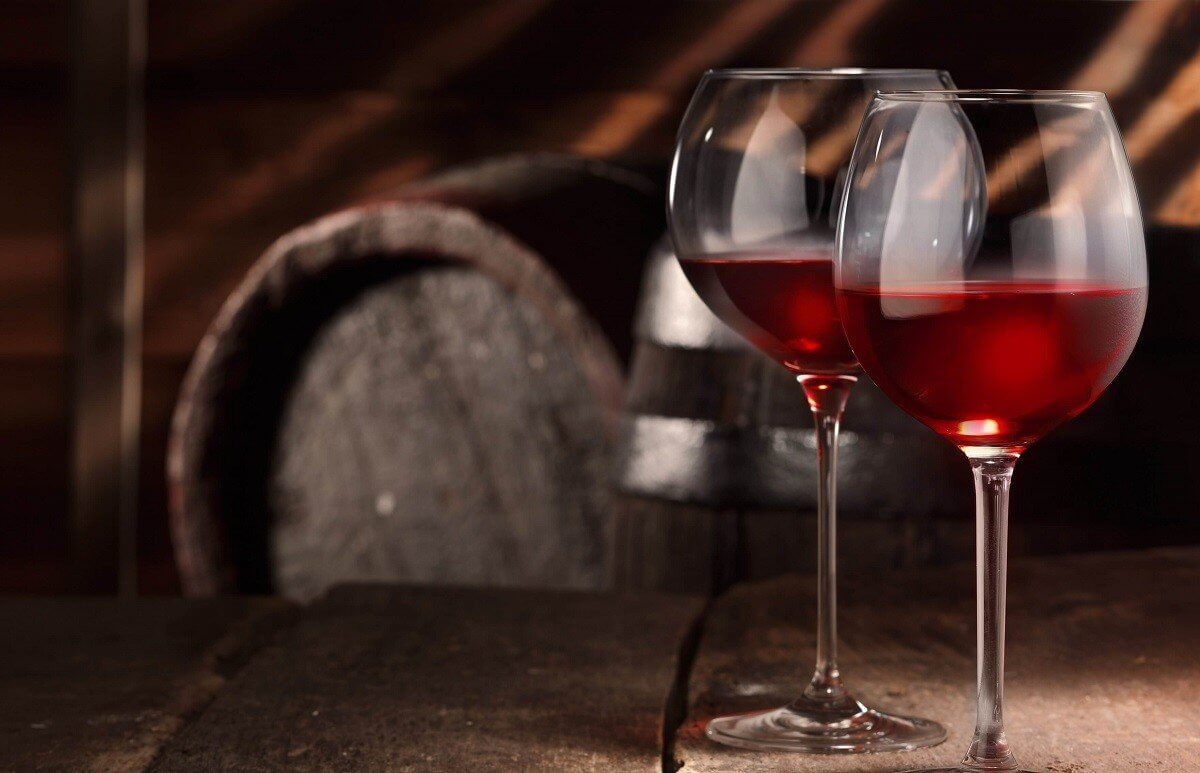 14 luty - degustacja wina dla Dwojga