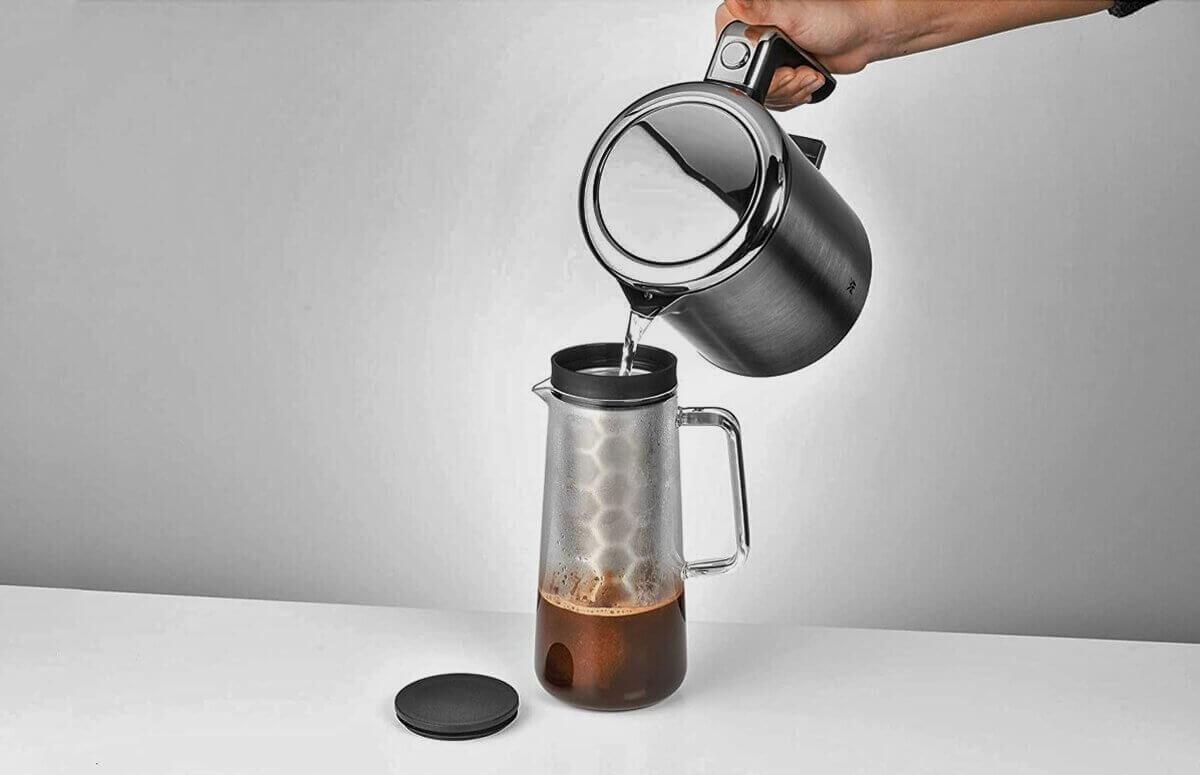 Zaparzacz do kawy typu light brew
