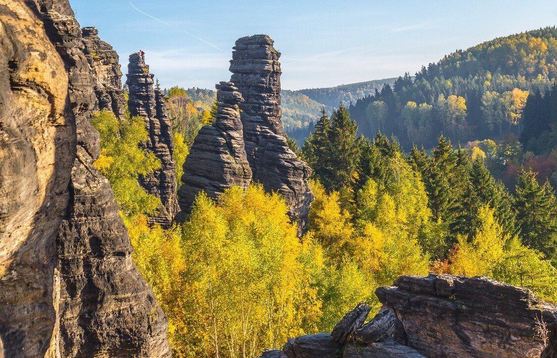Poznaj wspinaczkę w Górach Sokolich