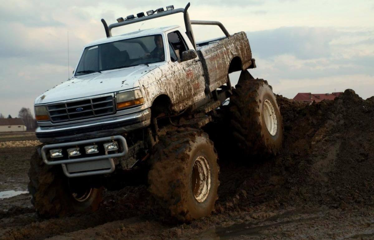 Warszawa - Monster Truck