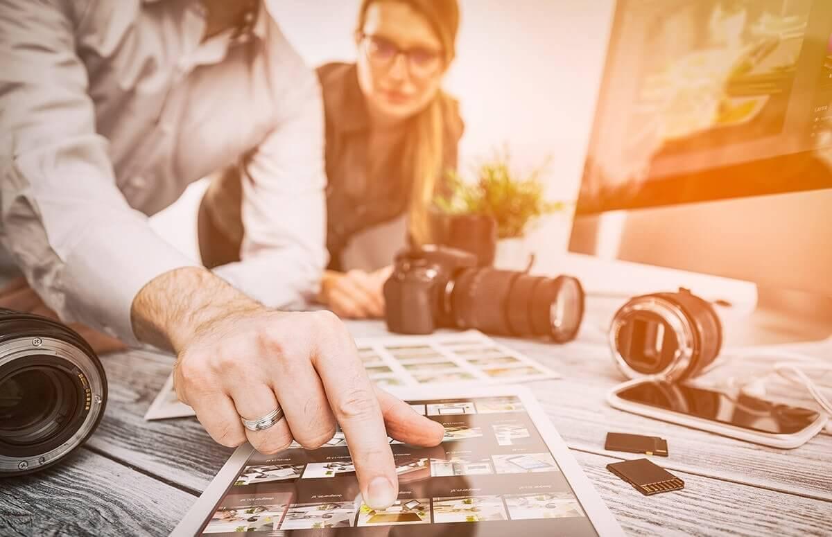 Zmiana wizerunku biznesowego - sesja zdjęciowa i konsultacje