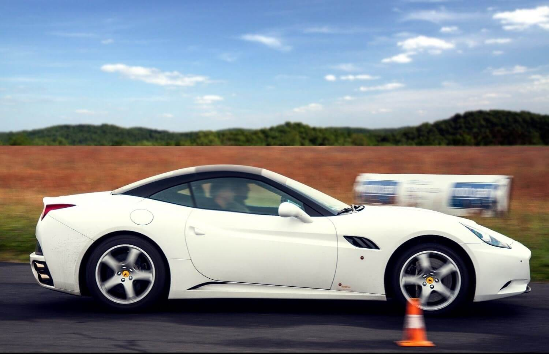 Ferrari - jazda na torze