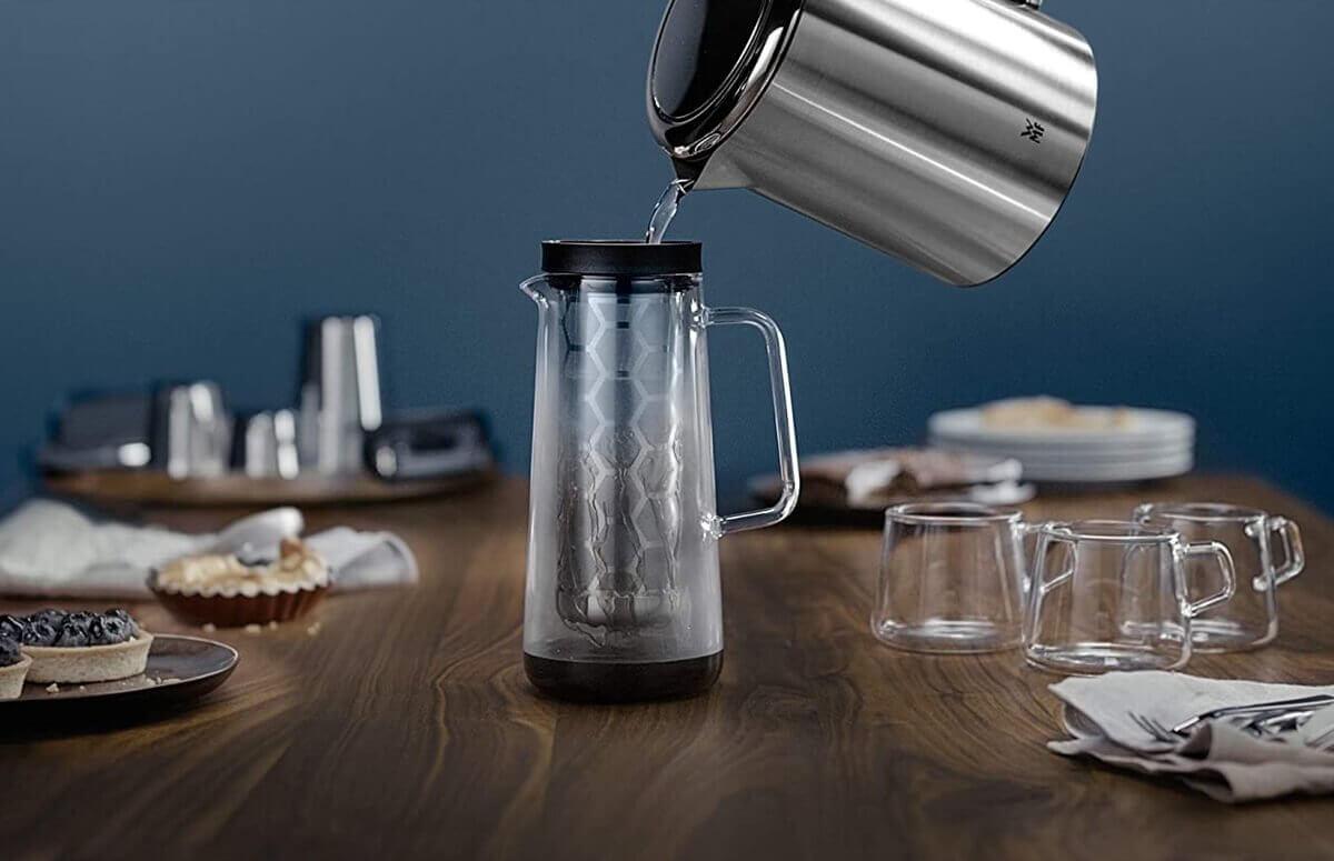 Tłokowy zaparzacz do kawy - WMF