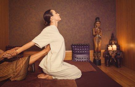 Klasyczny masaż tajski dla Dwojga