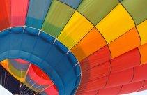 Lot balonem na gorące powietrze