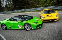 Ferrari kontra Lamborghini