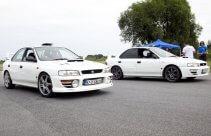 Rajdowe emocje - jazda Subaru