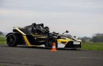 Jazda bolidem - KTM