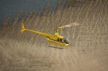 Lot widokowy w helikopterze w okolicach Warszawy