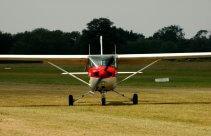 Lot nad Łodzią