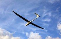Lot w szybowcu - Podhale