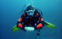 Lekcja nurkowania - 2 osoby
