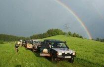 Karkonosze - off-road i poszukiwanie agatów