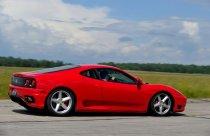 Ekstremalna jazda na torze - Ferrari