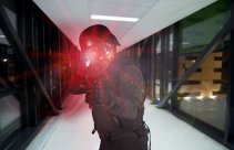 Wojna na lasery