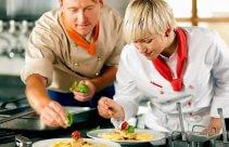 Makarony, risotto i bruschetta
