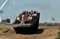 Pojazdy wojskowe - amfibia