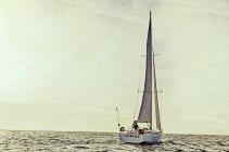 Rejs na luksusowym jachcie - morze